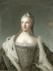 Photo of Maria Josepha of Saxony, Dauphine of France