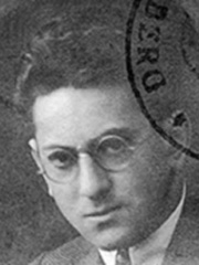 Photo of Fritz Bauer