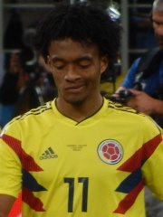 Photo of Juan Cuadrado