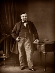 Photo of Charles Augustin Sainte-Beuve