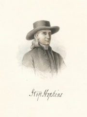 Photo of Stephen Hopkins