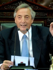 Photo of Néstor Kirchner