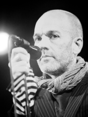 Photo of Michael Stipe