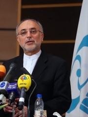 Photo of Ali Akbar Salehi