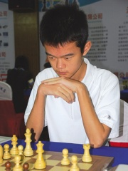 Photo of Ding Liren