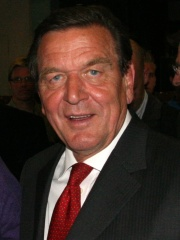 Photo of Gerhard Schröder