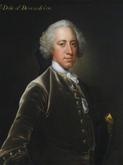 Photo of William Cavendish, 4th Duke of Devonshire