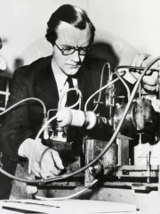 Photo of Maurice Wilkins