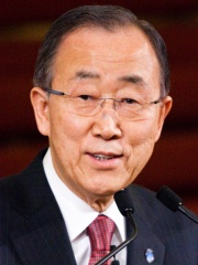 Photo of Ban Ki-moon