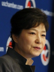 Photo of Park Geun-hye