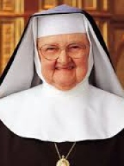 Photo of Mother Angelica
