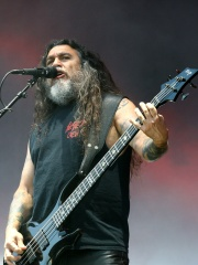 Photo of Tom Araya