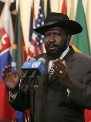 Photo of Salva Kiir Mayardit