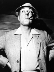 Photo of Jacques Tati