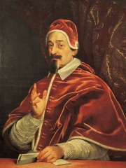 Photo of Pope Alexander VII