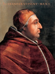 Photo of Pope Alexander VI