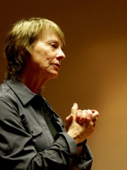 Photo of Camille Paglia