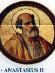 Photo of Pope Anastasius II