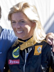 Photo of María de Villota