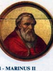 Photo of Pope Marinus II