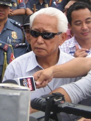 Photo of Alfredo Lim