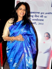 Photo of Kavita Krishnamurthy