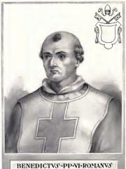 Photo of Pope Benedict VI