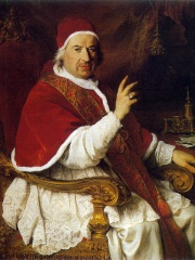 Photo of Pope Benedict XIV