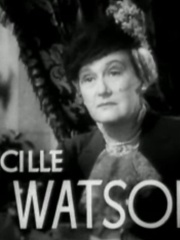 Photo of Lucile Watson