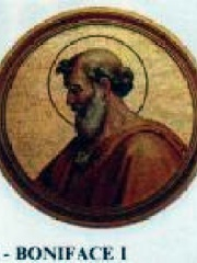 Photo of Pope Boniface I