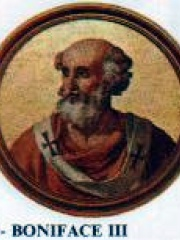 Photo of Pope Boniface III
