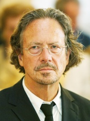 Photo of Peter Handke