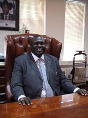 Photo of Riek Machar