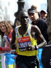 Photo of Emmanuel Kipchirchir Mutai