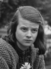 Photo of Sophie Scholl