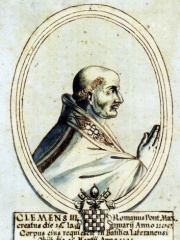 Photo of Pope Clement III