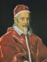Photo of Pope Clement X