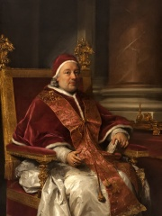Photo of Pope Clement XIII