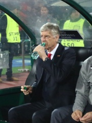 Photo of Arsène Wenger