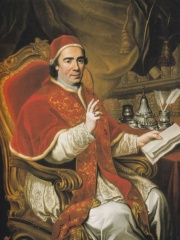 Photo of Pope Clement XIV