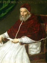 Photo of Pope Gregory XIII