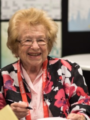 Photo of Ruth Westheimer