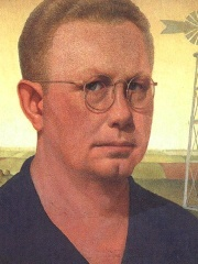 Photo of Grant Wood