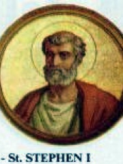 Photo of Pope Stephen I
