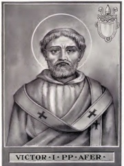 Photo of Pope Victor I