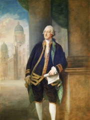 Photo of John Montagu, 4th Earl of Sandwich