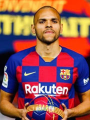 Photo of Martin Braithwaite