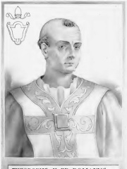 Photo of Pope Theodore II
