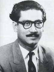 Photo of Sheikh Mujibur Rahman
