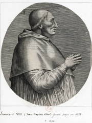 Photo of Pope Innocent VIII